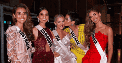 """Miss USA, Australia, And Colombia Face Backlash After """"Mocking"""" Non-English-Speaking Contestants"""