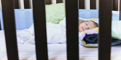 Crib bumpers are causing more and more infant deaths, says new study