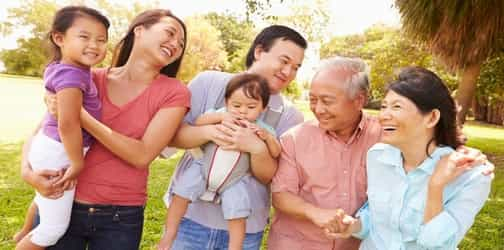 When a spouse is overly dependent on your in-laws, how do you cope?