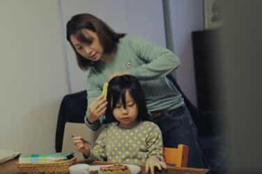 Sweet kids pay tribute to their working moms