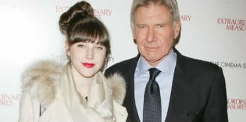 Harrison Ford opens up about daughter's epilepsy battle: 'She's my hero'
