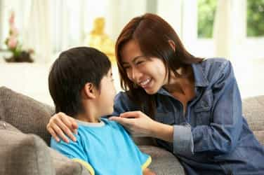 Kids with ADHD: Patience over punishment works best, says study