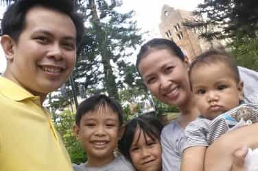 Dads we love: Ivan Lanuza and the power of knowing your wife and kids