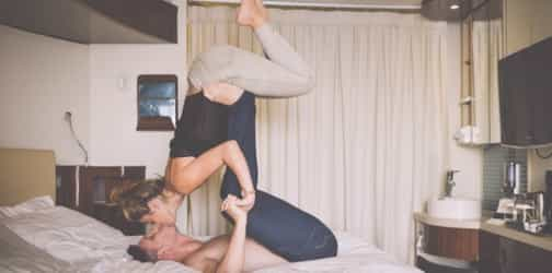 7 Amazing mommy-daddy stay-at-home date night ideas