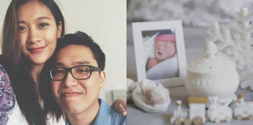 OFW Couple who lost unborn baby in a car crash share a cause close to their hearts
