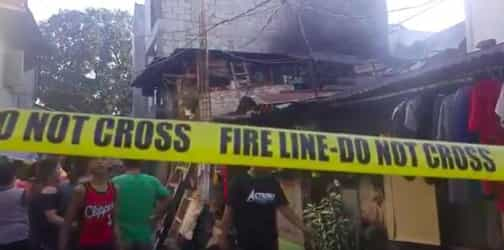 4-year-old thought to be playing outside dies in Quezon City fire