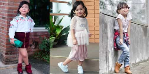 9 Adorably stylish Pinoy kids you should be following on instagram!