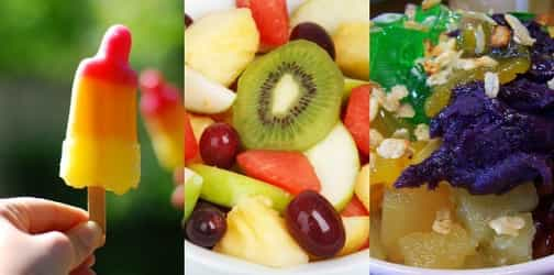 Healthy summer snacks that are easy to make at home