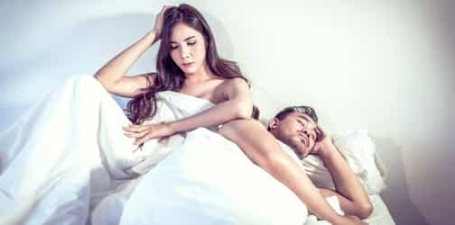 I love my husband but I don't want to have sex with him. Is this normal?