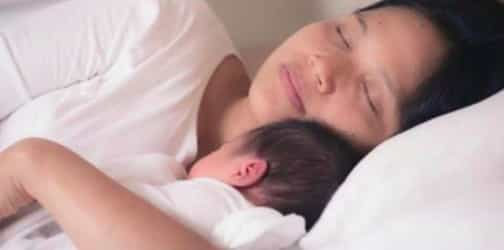 Educate helpers and relatives about sleep safety to prevent SIDS!