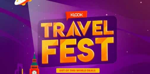 Klook Travel Fest 2019: The biggest star-studded travel sale yet