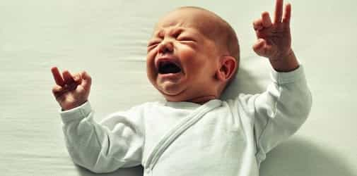 How do you know if your baby is suffering from a headache?