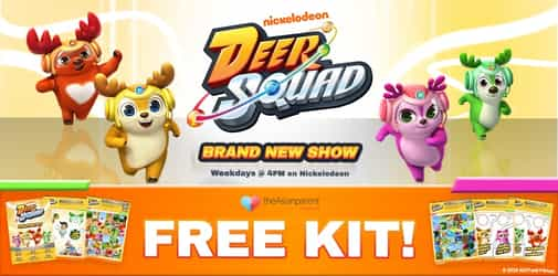 Get an exclusive peek of Deer Squad only on theAsianparent app!