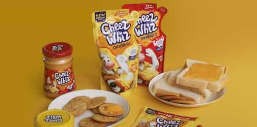 Unpredictable world challenges?Give your kids strength and start them strong with CheezWhiz