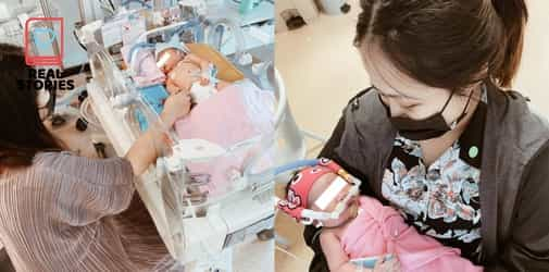 Mum who gave birth to baby without heartbeat finally carries her after 8 days