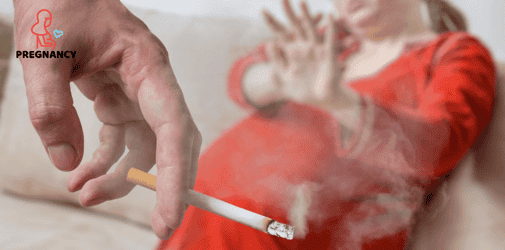 Effectsof second hand smoking in pregnancy?