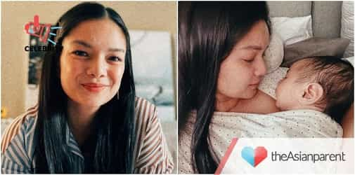 """Meryll Soriano on postpartum depression: """"I had thoughts of suicide. I had thoughts of hurting myself, others—and even the baby..."""""""