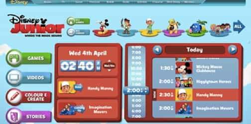 Disney Junior appoints academic advisors to guide programming content