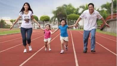 Should your 4-year-old exercise?