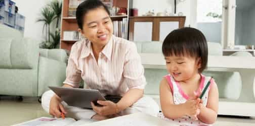 Mandarin song for preschoolers - We have good manners
