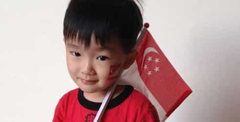 What does being Singaporean mean to your child?