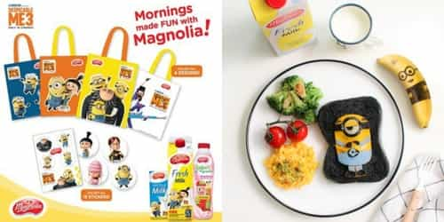 The most important meal of the day can be fun with this awesome Despicable Me 3-inspired recipe