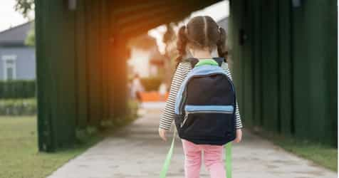 At What Age Can Your Child Walk to School Alone?