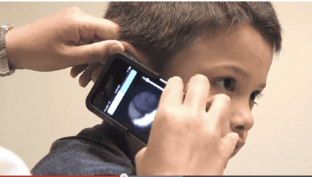 Does your child have an ear infection?