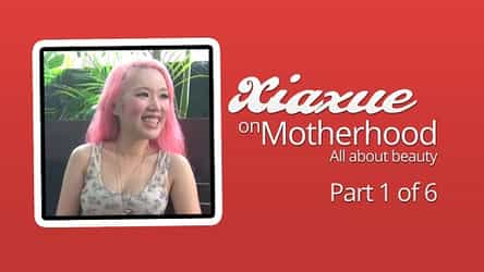 Xiaxue shares some beauty tips for mums
