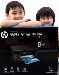 Printing fun for your family with HP Print Apps
