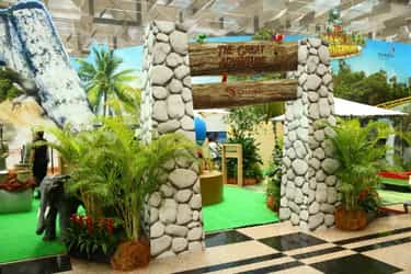 """Go on a breathtaking adventure around the world at Changi Airport's """"The Great Adventure"""" event"""