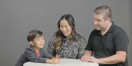 Parents talk to their kids about sex - This is hilariously awkward!
