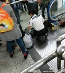 Escalator tragedy in China results in the death of a little boy