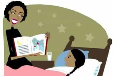 The importance of reading a bedtime story to children