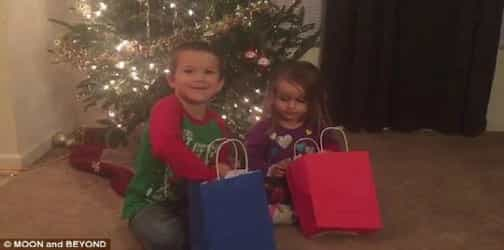 Kids' adorable reactions to receiving terrible Christmas gifts