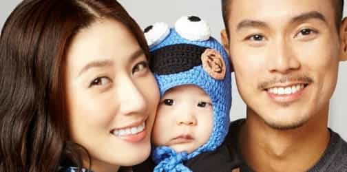 Kate Pang and Andie Chen are expecting their second, a baby girl!