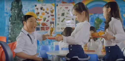 Why PSY's new music video, Daddy, sexualises little girls