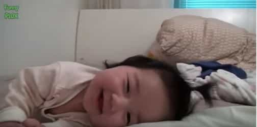 Watch: The cutest combo of babies laughing - in their sleep