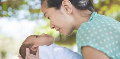 Please Don't Kiss My Baby: A Parent's Plea to Avoid the Kiss of Death