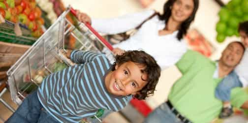 7 tips on how to make supermarket shopping fun with kids