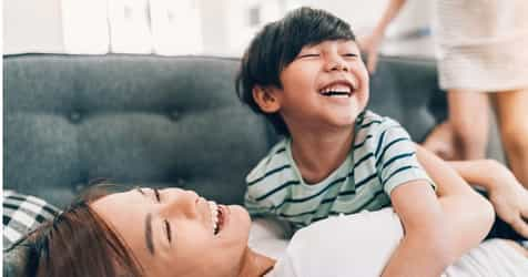 9 Things Calm Parents Do That Stressed Parents Don't