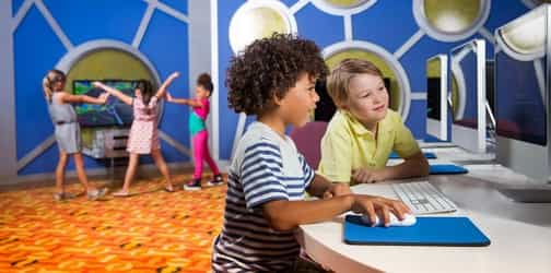 Resorts with amazing kids' clubs