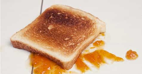 Dropped Your Food? Throw It Away: Five Second Rule Is A Myth