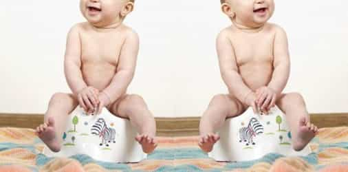 What is infant potty training and how do you do it?