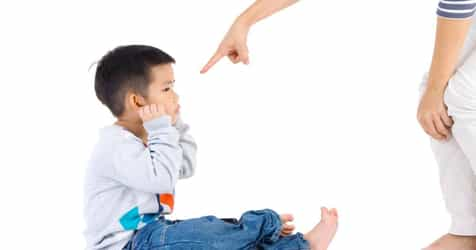 When Is It Ok For You To Discipline Someone Else's Child?