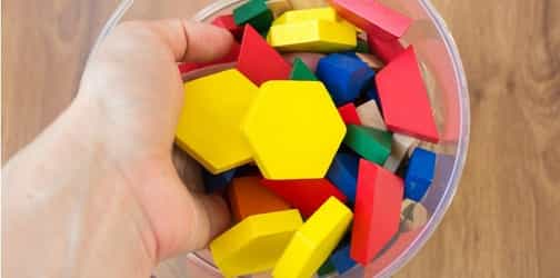 Why sensory bins for toddlers is an awesome play idea!