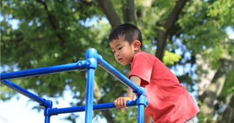 Are Children Really Safe In Singapore Playgrounds?
