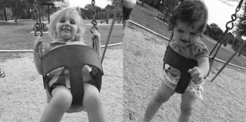 Toddler sisters die after being purposely left in car for over 15 hours
