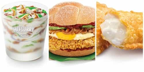 Dear McDonald's, after Nasi Lemak burger, what next? Here's what Singapore mums are suggesting!