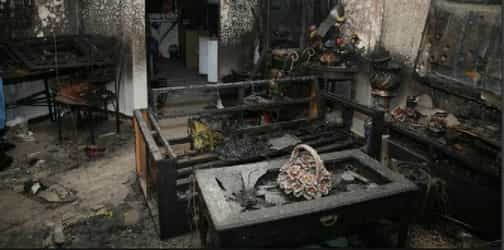 5-Day-Old Baby Injured in Fire Caused by E-Bike Explosion in Bukit Batok